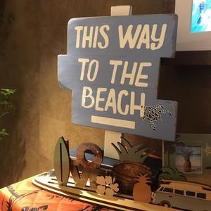 真夏のビーチパーティ@キング宅♪ - えなみ眞理子 ブログ Enamy's Style