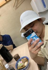 ラーメンブロガーのヒラツカさんとご飯 - morio from london 大宮店ブログ