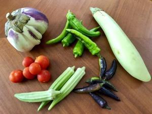 8月後半の営業日は3日間です。届きたての珍しい夏野菜で猛暑にこそ食べていただきたい味噌汁をご用意いたします。 - miso汁香房(ロジの木)