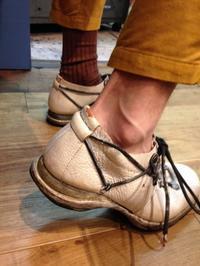 荒井さんのコレクションシューズ! - Shoe Care & Shoe Order 「FANS.浅草本店」M.Mowbray Shop