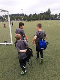 サッカー・サマーキャンプな今週、午後はプレイデート三昧 - くもりのち雨、ときど~き晴れ Seattle Life 3
