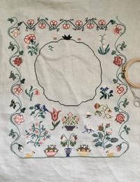 FRANCES B.JONES 1817 - いとの色