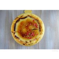 ブリュレチーズケーキ - cuisine18 晴れのち晴れ
