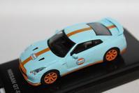 1/64 Kyosho OEM Nissan GT-R #5 - 1/87 SCHUCO & 1/64 KYOSHO ミニカーコレクション byまさーる