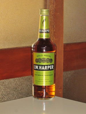 ウイスキー感想  I.W.ハーパー ゴールドメダル - 雑記。