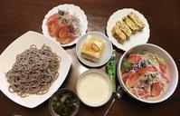 それぞれの夏。それぞれの麺。(笑) - よく飲むオバチャン☆本日のメニュー