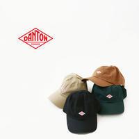 ◯DANTON [ダントン] COTTON TWILL CAP [JD-7144 TKC] コットンツイルキャップ MEN'S/LADY'S - refalt blog