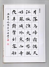 個展ーただ「新しいことをやりました」では駄目でしょう。その1 - 大塚婉嬢-中国語と書のある暮らし‐