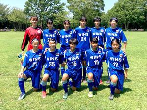 県女子サッカーリーグ 第6節 - 横浜ウインズ U15・レディース