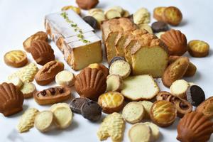 真夏の焼き菓子 - honey+Cafe