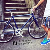 2020 RITEWAY ライトウェイ『 SHEPHERD 』シェファード スタイルス 26インチ グレイシア シェファード パスチャー シェファードシティ クロスバイク 自転車女子 おしゃれ自転車 - サイクルショップ『リピト・イシュタール』 スタッフのあれこれそれ