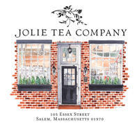 Jolie Tea Company セーラム - NYからこんにちは