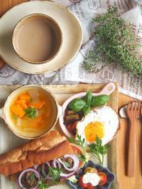 がっつり焼き肉サンド - 陶器通販・益子焼 雑貨手作り陶器のサイトショップ 木のねのブログ