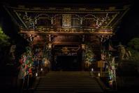 京の七夕~北野紙屋川エリア・北野天満宮ライトアップ - 鏡花水月