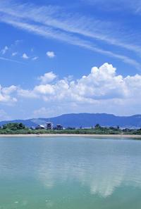 奈良市西ノ京大池盛夏 - 魅せられて大和路