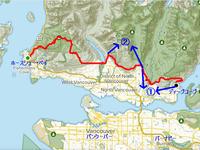 ベーデン=パウエル・トレイル ③ (Baden Powell Trail) - Prairie Life