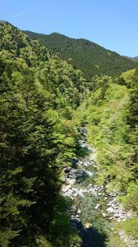台風10号の大雨で増水! - 付知町観光協会情報