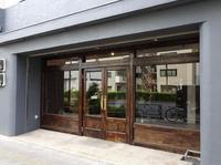 菓子屋シノノメのカフェ「喫茶半月」と「金子半之助」の天丼 - Kirana×Travel