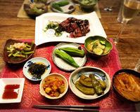 夏の食卓白神山地の山菜「ミズ」「山わさび」 - Coucou a table!      クク アターブル!
