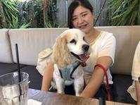 (´▽`*)今日はカフェでのんびりとすごしましたよ♪ - ヽ(^o^)丿How happy I can be with you!