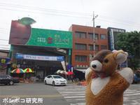 大邱リンゴ市場(대구능금시장) - ポンポコ研究所