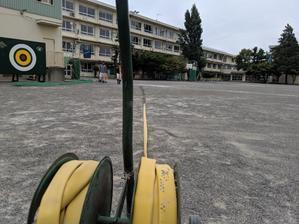 酷暑の中でもできることをする - 学童野球と畑とたまに自転車