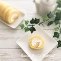 ロールケーキを作ってみた - Sweets Studio Floretta* Flower Cake & Sweets Class@SHIGA