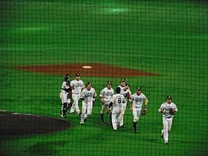 8月18日野球 -