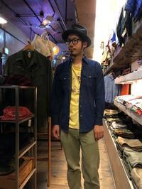 秋に欠かせないデニム&シャンブレー!!(マグネッツ大阪アメ村店) - magnets vintage clothing コダワリがある大人の為に。