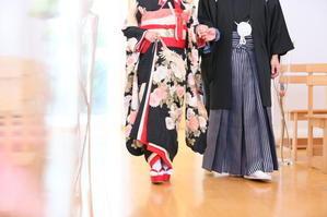 Weding Photo!S&E~和装の人前式 - アーマ・テラス   ウエディングブログ