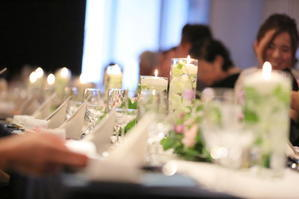 Wedding Photo!S&E~パーティー編 - アーマ・テラス   ウエディングブログ