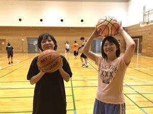 第830Q:19/08/16 - ABBANDONO2009(杉並区高円寺で平日夜活動中の男女混合エンジョイバスケットボールチーム)