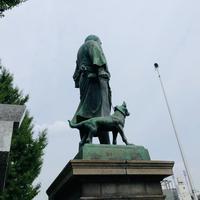 ここは、上野の西郷さん - 設計事務所 arkilab