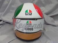 "agv  X3000 ""ago"" - YUHIRO&M DESIGNS2"