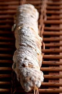 枝豆とコーンのバトン - 森の中でパンを楽しむ