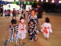 地元の夏祭り2 - eri-quilt日記3