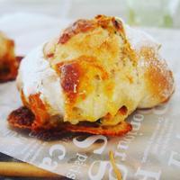 南瓜とチーズのリュスティック焼きました♫ - 土浦・つくば の パン教室 Le soleil