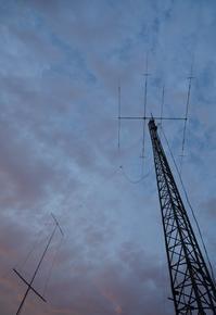 台風10号とアンテナ - 無線日和
