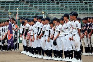 第30回滋賀大会 vs西濃ボーイズ1 - 福知山ボーイズクラブ
