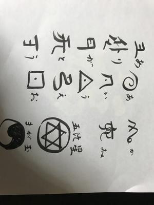 古代文字で癒す - 五心朝天法~わが太極療法の世界