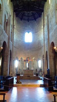 心洗われるサン・タンティモ修道院 - My little Lecce