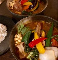 サムライのスープカレーと、ミルでシメパフェ - ゆるゆると・・・