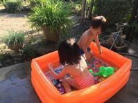 夏の遊び - とことこの暮らしの彩り