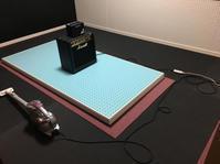 床の測定のデータ整理 - DIYで防音室