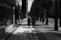 kaléidoscope dans mes yeux20198月の街で#17本日も炎天 - Yoshi-A の写真の楽しみ
