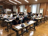 中3夏合宿2日目 - 寺子屋ブログ  by 唐人町寺子屋