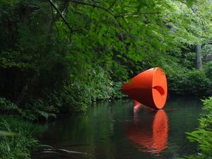 Marta Pan, Floating Sculpture No. 3 -