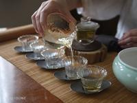 中国茶を癒しに - お茶をどうぞ♪