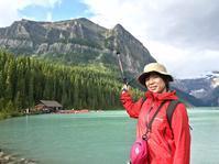 レイクルイーズを一望。フェアビューマウンテン登頂ハイキング! - ヤムナスカ Blog