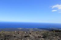 変貌したボルケーノ@2019ハワイ島 - TAMAの卵